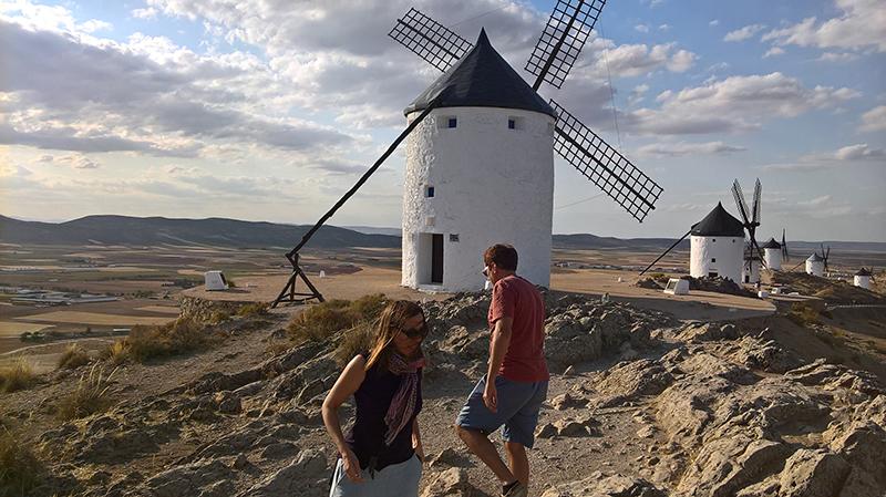 vjetrenjace u spanjolskoj
